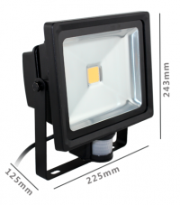 PIR-Sensor-Floodlights