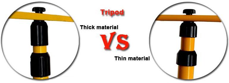 tripod-material